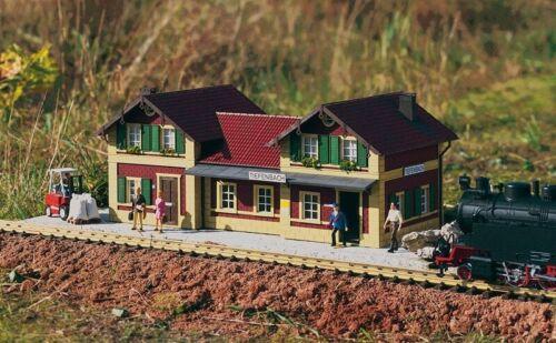 PIKO 62043 stazione ferroviaria profondità Bach, KIT, Traccia G