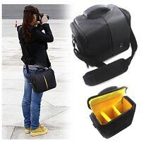 SLR Waterproof Camera Shoulder Bag For Nikon D3200 D3100 Rain Cover Photo Case