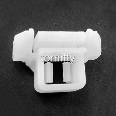 40 Front Fender Lower Panel Moulding Clip Grill Fastener W124 W201 For Mercedes