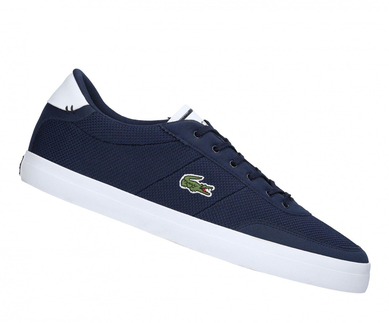 Lacoste 735CAM0015092 Court Master 118 Navy 735CAM0015092 Lacoste Sneaker caballeros FreizeitZapatos Neu e41617