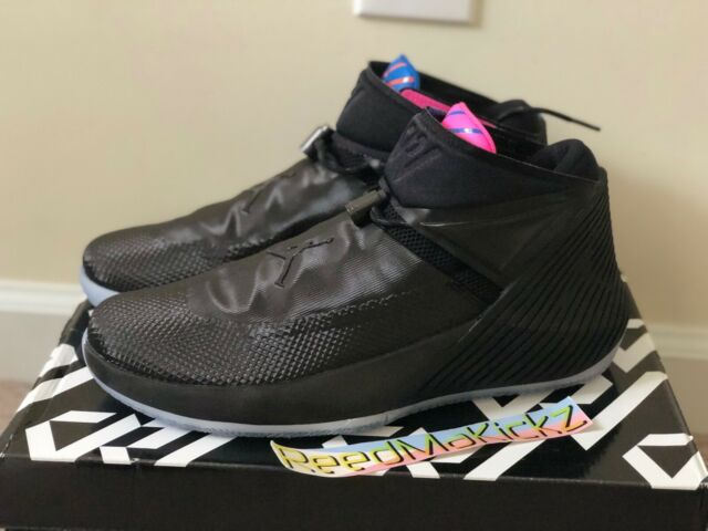 Nike Jordan Westbrook Why not Zero.1 Black Pink Mens sizes AA2510 024
