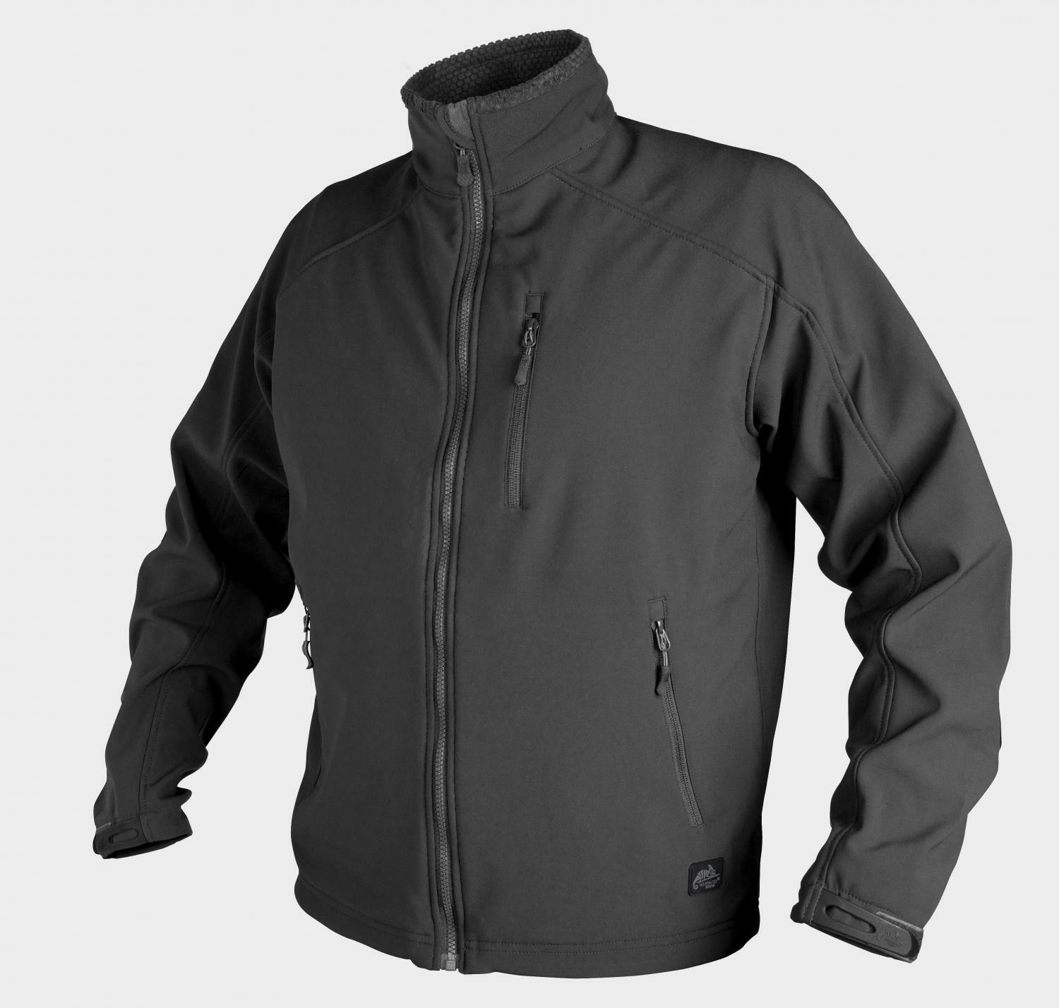 Helikon Tex Delta Lightwight Softshell Outdoor Giacca Giacca negro negro Small