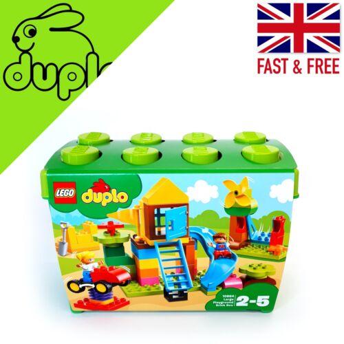 LEGO 10864 Duplo Lego Gift Set My First Large Playground Brick Box