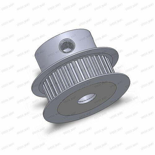 GT2 Aluminum Timing Belt Pulleys 8mm Bore 40T RepRap Prusa Mendel 3D Printer