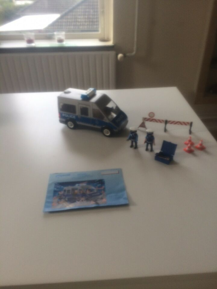 Playmobil, Politi og brandvæsen
