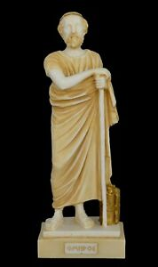 Omiros Epic Poet ODYSSEY ILIAD Homer Statue