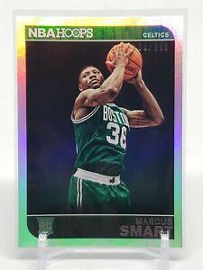2014-15-Hoops-Marcus-Smart-RC-Silver-Holo-Rookie-039-d-399-Boston-Celtics