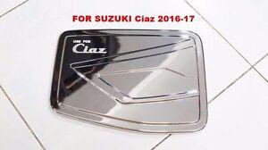 CHROME-TANK-OIL-CAP-COVER-TRIM-SPORTS-NEW-SUZUKI-CIAZ-2016-17