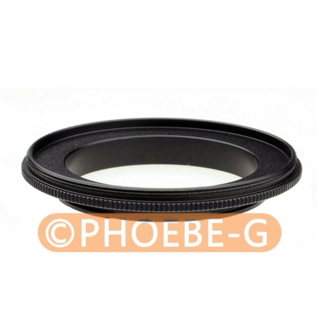 58mm Macro Reverse Adapter Ring Sony E NEX NEX-3 NEX-5 NEX-7 NEX-5N NEX-VG10