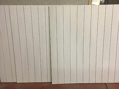 Tongue Amp Groove Wall Panel Primed Moisture Resistant Panel