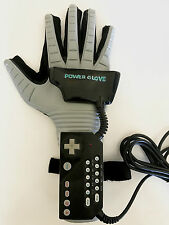 POWERGLOVE! Vtg NINTENDO Original POWER GLOVE For NES System EXCELLENT CONDITION