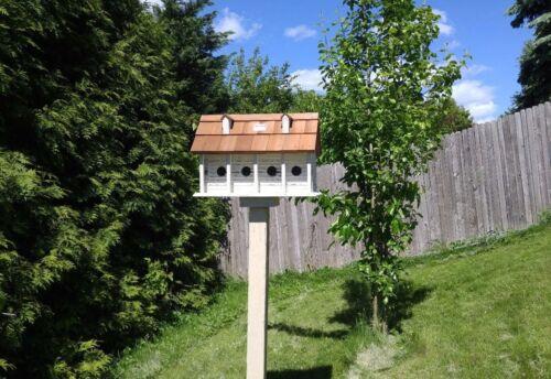 Birdhouse Plantation Amish Handcrafted handmade reclaimed  materials