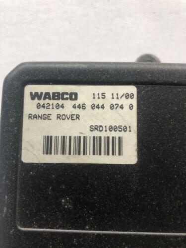Range Rover P38 Brake Black Abs Ecu SRD100501 Tested Good