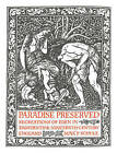 Paradise Preserved: Recreations in Eden in Eighteenth- and Nineteenth-century England by Max F. Schulz (Paperback, 2009)