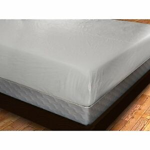 New-Waterproof-Fitted-Vinyl-Mattress-Cover-Bed-Bug-Dust-Mites-amp-Allergy-Relief-1