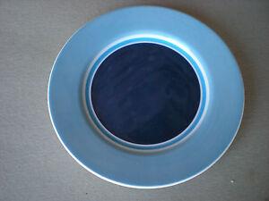 """Pier 1 Maria Faience 8"""" Assiettes à Salade D'italie Et De Lumière Bleu Foncé-afficher Le Titre D'origine G2b0qmy0-07220513-316734397"""