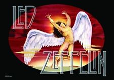 LED ZEPPELIN - ICARUS FABRIC POSTER - 30x40 WALL HANGING - HFL0729