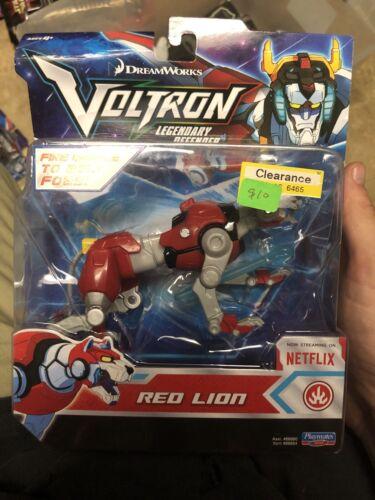 Voltron légendaire Défenseur-Red Lion Figurine DreamWorks de Playmates Toys