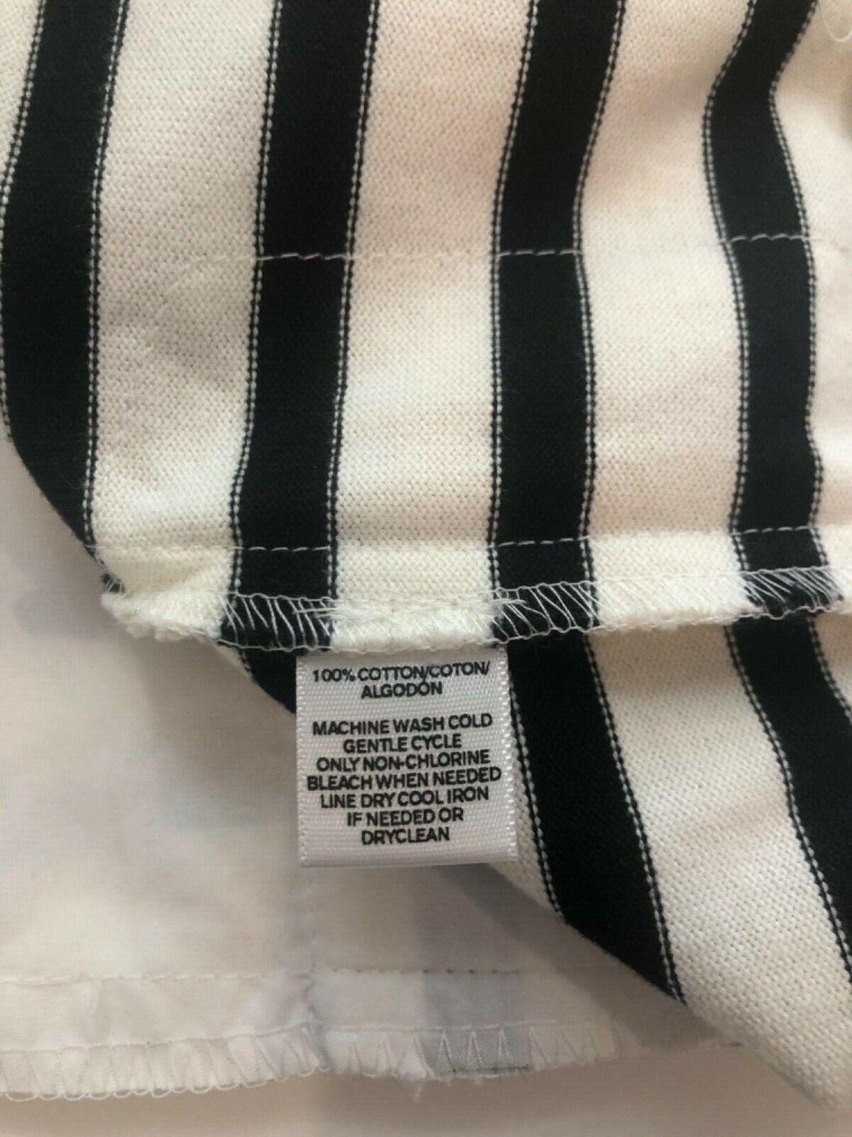 Ann Taylor LOFT Tailored Cotton Striped Shorts Wo… - image 7