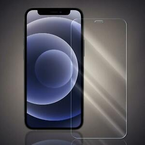 Panzer Folie für Apple iPhone 12 / 12 Pro Echt Glas Displayschutzfolie Glas 9H
