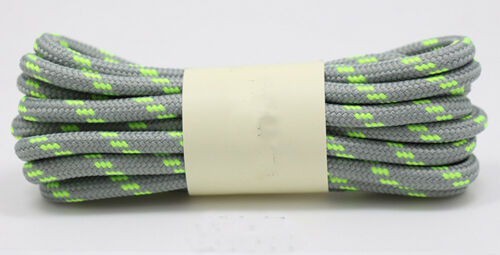 Shoelaces Round thick Bootlace Sneaker shoe laces 100-160CM