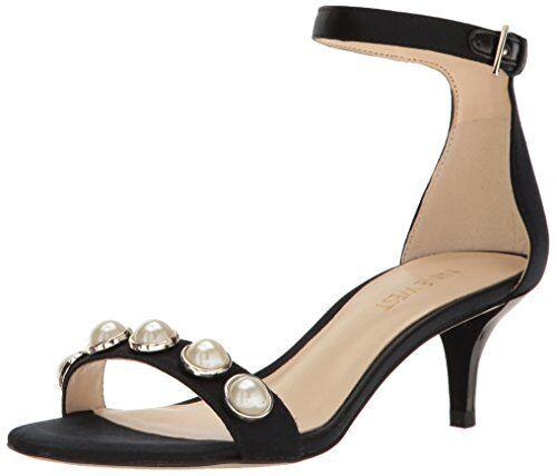 Nine West Para Mujer Vestido de Satén Lápiz Labial Sandalia-Pick talla talla Sandalia-Pick Color. 907b7b