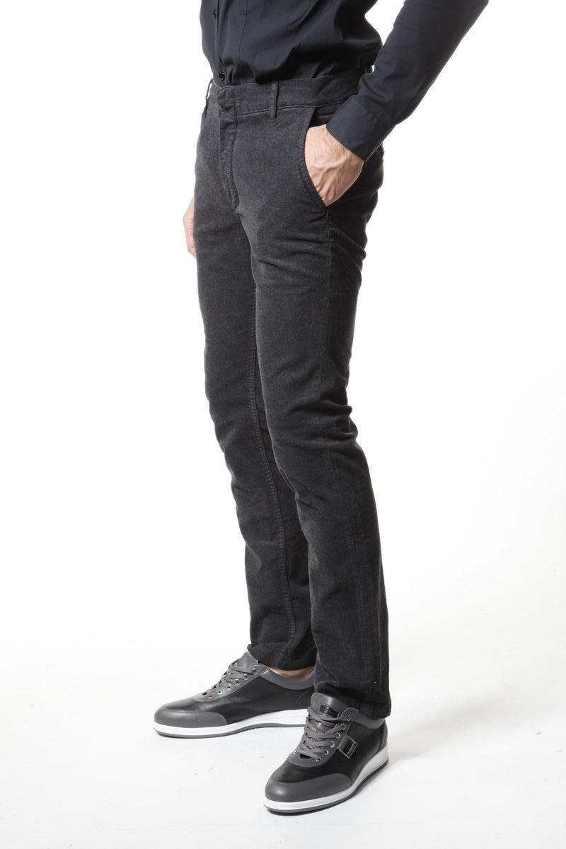 Carnaval ultime, le prix ultime  Pantaloni Daniele Alessandrini Jeans Trouser SKINNY  ultime  Grigio PJ4817L4603335 1 f456cc