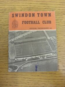 11091962 Swindon Town v Brighton And Hove Albion  folded marked on front A - Birmingham, United Kingdom - 11091962 Swindon Town v Brighton And Hove Albion  folded marked on front A - Birmingham, United Kingdom