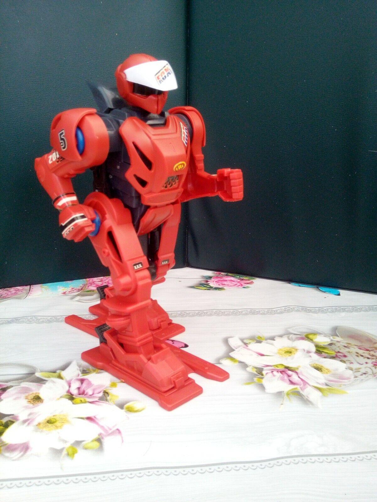 Robot Figurine wild fox  G102 et G103 fonctionnant avec une pile  meilleure réputation