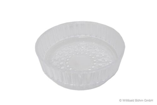 "Bol /""ERIKA/"" Sonja Plastic-Plastique Transparent vaisselle ostprodukte"