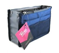 Periea Handbag Organiser, Organizer, Insert, Travel Bag, Chelsy - Blue