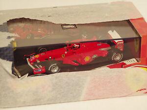 1/43 Ferrari F399  1999 Season    Eddie Irvine