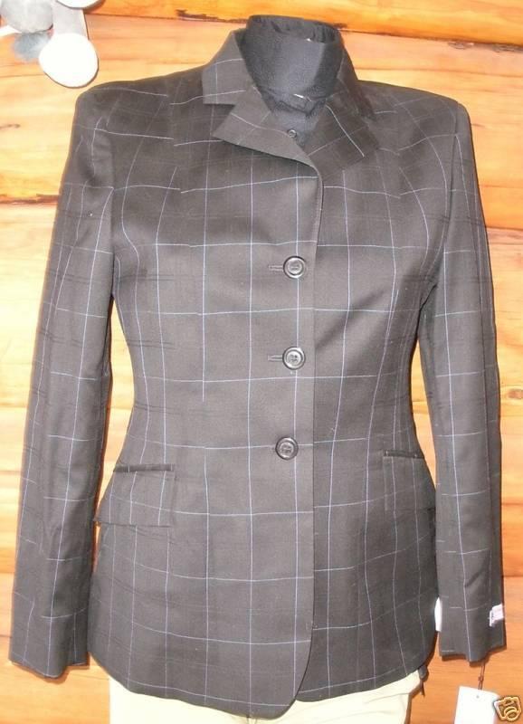 Hunt Coat - Sterling Collection - Size 8R (D7458)