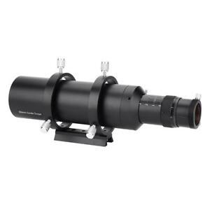 60mm-Mini-Imaging-Guide-Scope-Finderscope-w-Bracket-Double-Helical-Focuser-BS