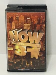 Now-That-039-s-What-I-Call-Music-31-Double-Cassette-Tapes-Original-Now-31