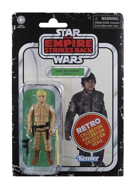 Luke Skywalker The Empire Strikes Back Star Wars Retro Collection Bespin