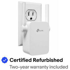 TP Link N300 WiFi Range Extender TL WA855RE Certified Refurbished