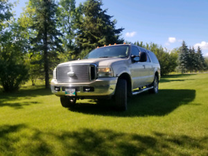 2004 Ford Excursion diesel limited