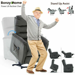 Power-Lift-Recliner-Sofa-Extra-Comfy-Lounge-Chair-with-Remote-Control-for-Eldly