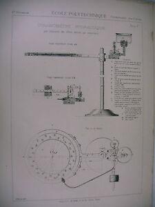 Planche Science école Polytechnique Dynamometre Dydraulique Ivomk9gh-12074430-399852915