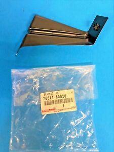 FRONT MUDGUARD 76641-60020 7664160020 Genuine Toyota BRACKET
