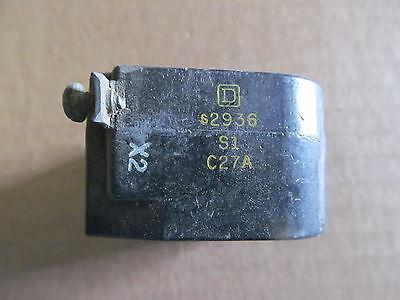 Square D 277 V Coil 9998X55
