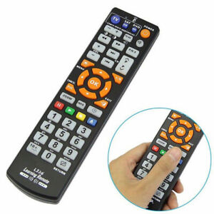 Universal-Black-Smart-Remote-Control-With-Learn-Function-For-TV-CBL-PLV