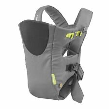 Baby Carrier Sling Breathe Vented Harness Backpack Toddler Grey