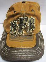 Nfr Cap National Finals Rodeo 2013 Men's Adjustable Cap Wrangler Prorodeo