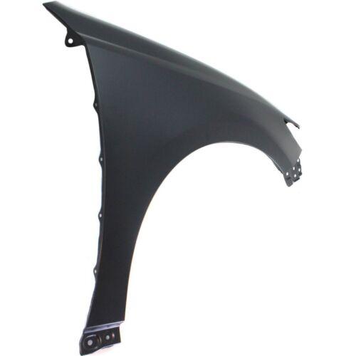 Front Fender RH Side Without Side Lamp Hole Fits Lexus ES350 ES300h LX1241126