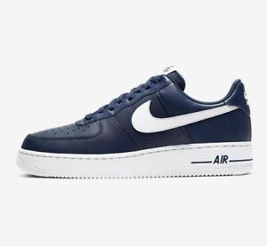 Nike Air Force 1 '07 Midnight Navy Blue