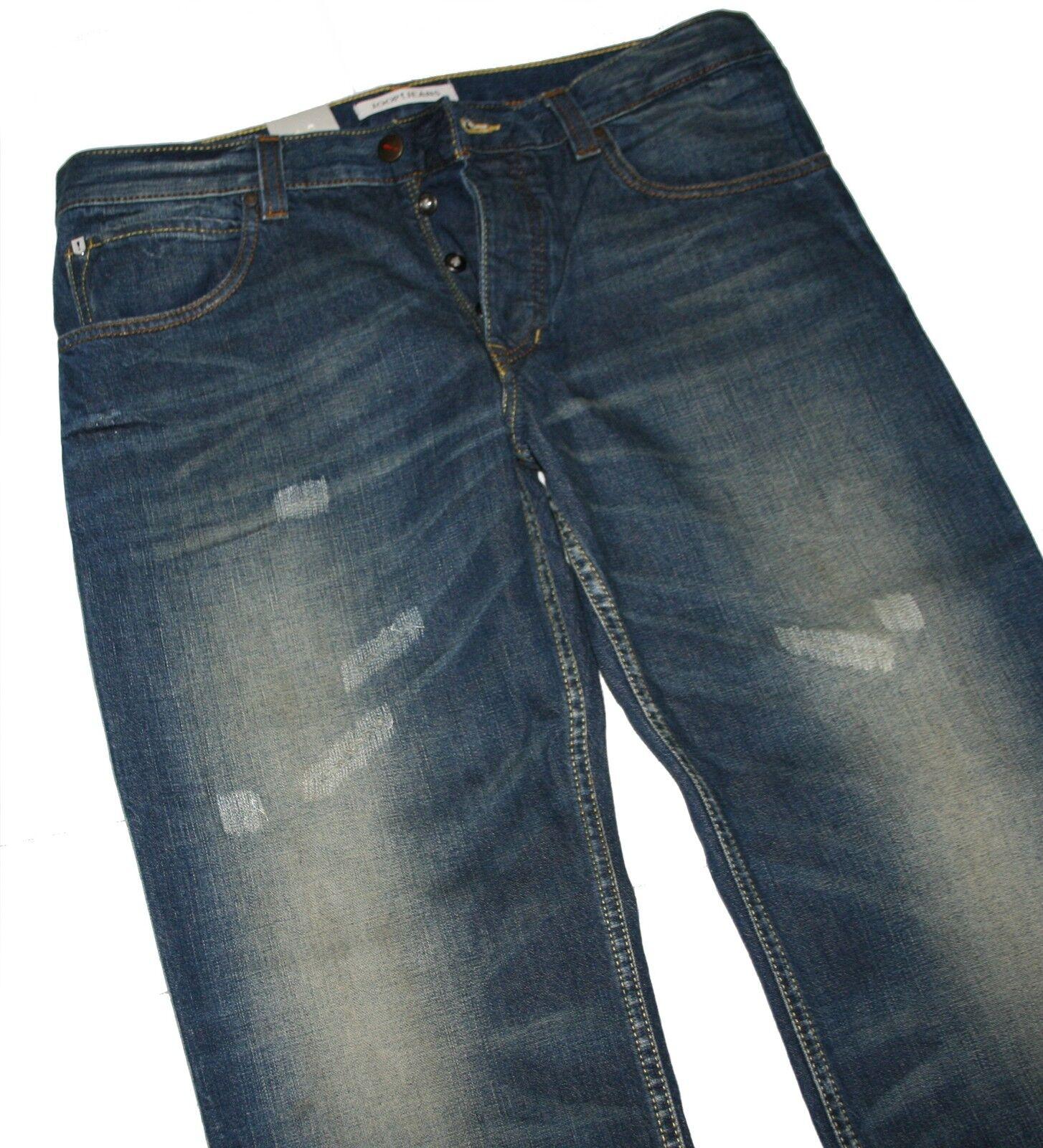 Joop 261036 732 bluee Denim New Romeon Jeans W33 L34 Von Joop