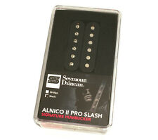Seymour Duncan APH-2n Slash Alnico II Pro Black Humbucker Neck Pickup 11104-06-B