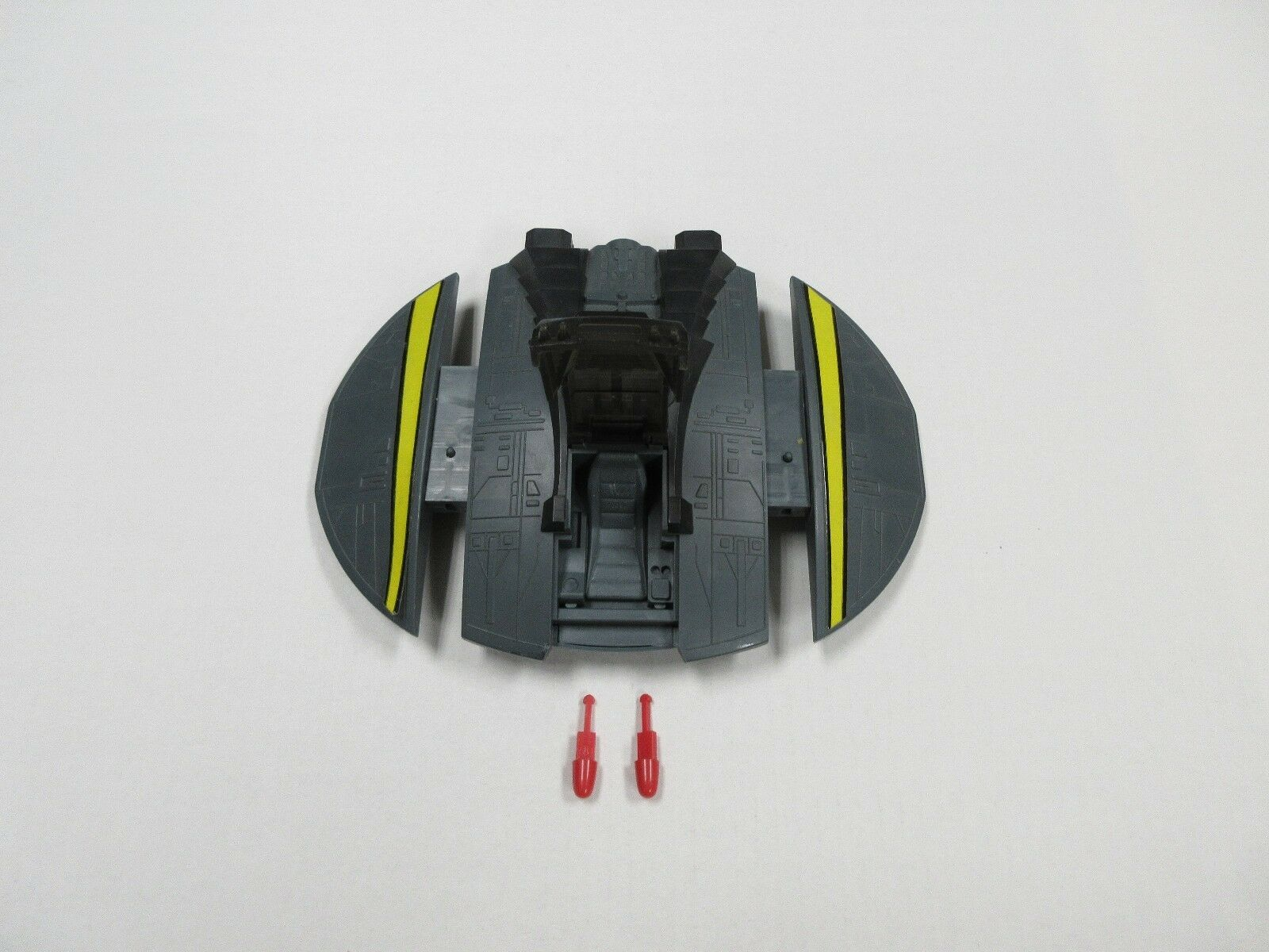1979 mattel battlestar galactica cyclon raider - w   rot.